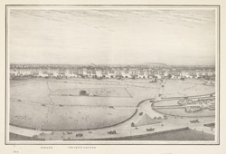 Panorama of Calcutta. Section 2